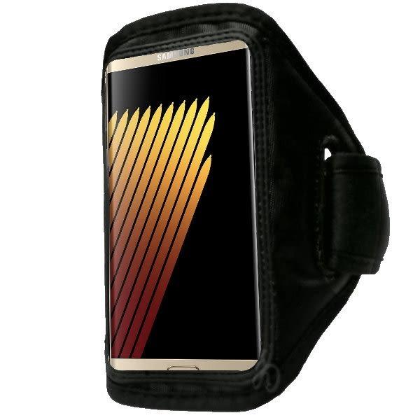 Samsung Galaxy Note 7 5.7吋 簡約風 運動臂套 運動臂帶 手機 運動臂袋 保護套
