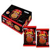 韓國 Enaak 小雞點心麵 (30包入/盒裝) 420g 小雞麵 點心麵 點心脆麵 餅乾 (辣味)