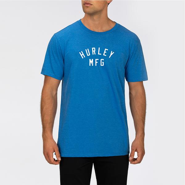 HURLEY|男 M SIRO ATHLETICO SS SOAR/HTR T恤(男)