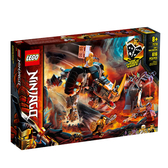 71719【LEGO 樂高積木】旋風忍者系列 Ninjago - 冰忍的牛角騎獸 (616pcs)