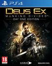 PS4-駭客入侵:人類岐裂 英文版 新品 PLAY-小無電玩