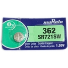 【DO240】水銀電池SR721SW MuRata 362鈕扣電池 手錶電池 EZGO商城