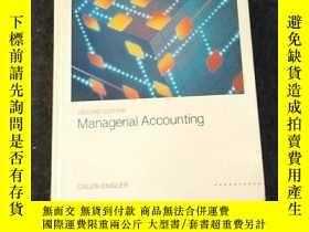 二手書博民逛書店Managerial罕見Accounting (SECOND E