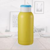 冷暖魔溫杯太神奇2用冷暖304不銹鋼杯 390ml (黃色)