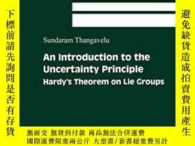 二手書博民逛書店An罕見Introduction To The Uncertainty Principle-不確定度原理簡介Y