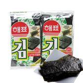 韓國進口 SAJO HAEPYO 韓國傳統海苔(2gx10入)