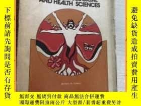 二手書博民逛書店英文書罕見introduction to calculus for the biological and heal