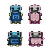 Galaxy Buds Live / Buds+ 保護殼│兩片式│機器人│加厚矽膠 保護套│z9691