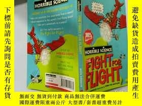 二手書博民逛書店THE罕見FIGHT FOR FLIGHT:為逃跑而戰Y200392