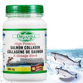~7月促銷,超低價優惠~【Organika優格康】高單位鮭魚膠原蛋白500mg(90顆)效期2019.10