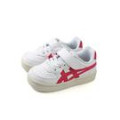 Onitsuka Tiger GSM TS 運動鞋 白/紅 小童 童鞋 1184A023-102 no297