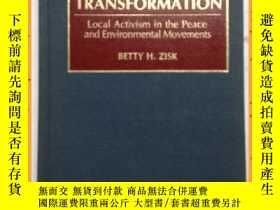 二手書博民逛書店英文書罕見the politics of transformation 變革的政治學Y16354 詳情見圖片
