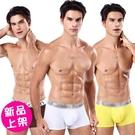 【4578-0511】男士平角中腰修身透氣內褲(10色M.L.XL.2XL)