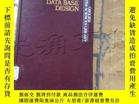 二手書博民逛書店EFFECTIVE罕見DATA BASE DESIGNY1141