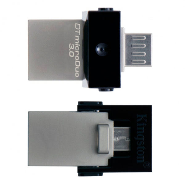 【有量有價】Kingston 金士頓 DTDUO3/16GB 3.0 隨身碟 (DataTraveler microDuo) DTDUO3/16G