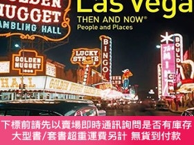 二手書博民逛書店Las罕見Vegas Then and Now (R): People and PlacesY360448 K