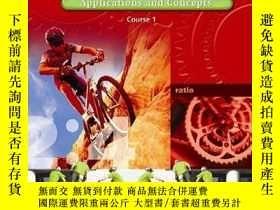 二手書博民逛書店Mathematics罕見Application And ConceptsY255562 Mcgraw-hil