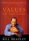 二手書博民逛書店 《Values of the Game》 R2Y ISBN:0767904494│BillBradley