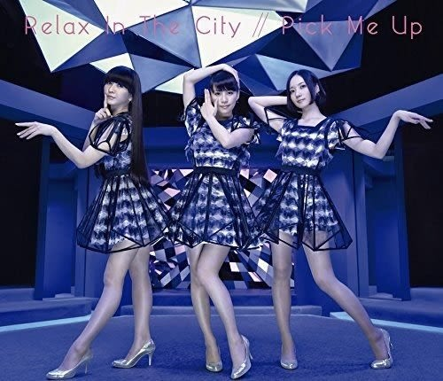 Perfume  Relax In The City Pick Me Up CD附DVD(購潮8)
