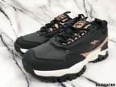 KangaROOS 女款黑色運動鞋-NO.KW91180