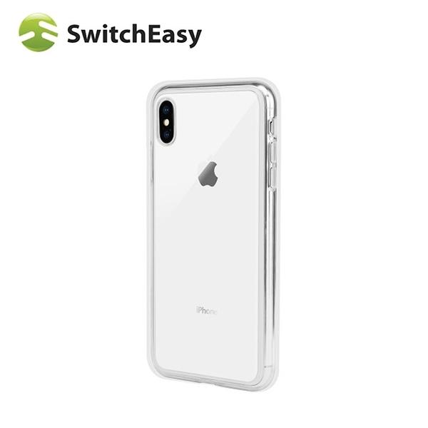 SwitchEasy Crush iPhone Xs Max 透明吸震防摔保護殼