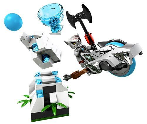 ★funbox玩具★《LEGO》Chima-冰塔陣_ LG70106