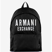 A/X 阿瑪尼AX尼龍背包(黑色)