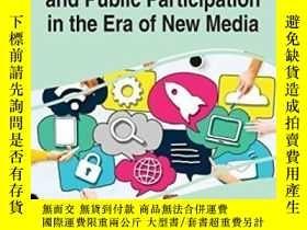 二手書博民逛書店Handbook罕見Of Research On Citizen Engagement And Public Pa