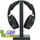 [美國直購] Sony MDRRF985RK RF Headphone, Black 耳機