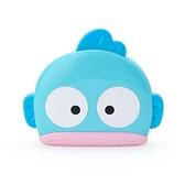 小禮堂 人魚漢頓 大臉造型鏡梳組 (藍色款) 4550337-98006