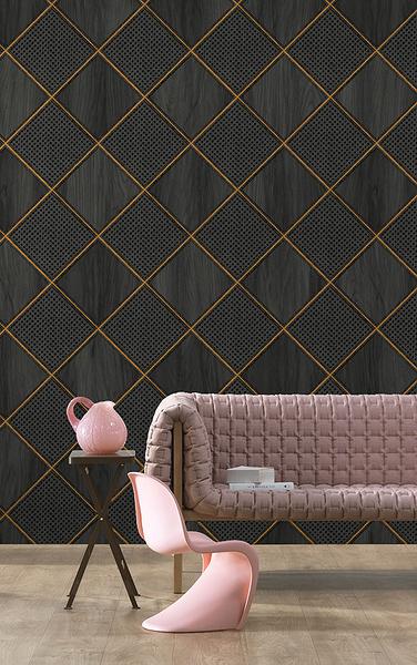 木紋壁紙 籐編織 仿真 荷蘭壁紙 2色可選 NLXL CANE WEBBING / MRV-32