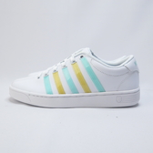 K-SWISS COURT PRO II CMF 女款 休閒鞋 93629126 藍黃條紋【iSport愛運動】