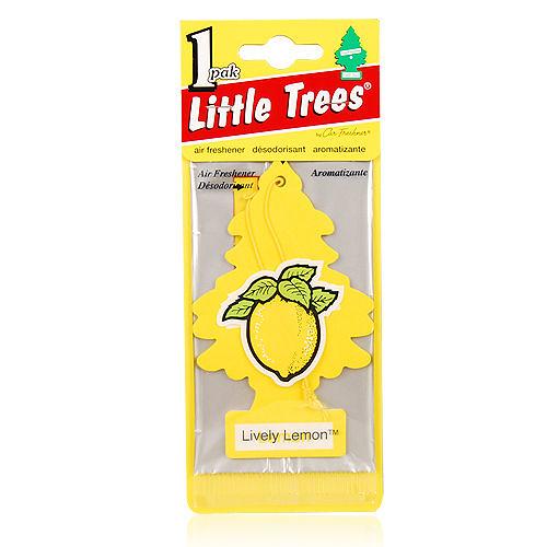 LITTLE TREES 美國小樹香片-青檸檬Lively Lemon(10g)【美麗購】