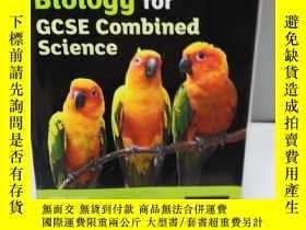 二手書博民逛書店OCR罕見Gateway Biology for GCSE Combined ScienceY284058 O