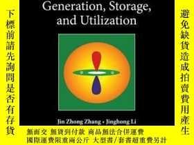 二手書博民逛書店Hydrogen罕見Generation, Storage and UtilizationY410016 Ji