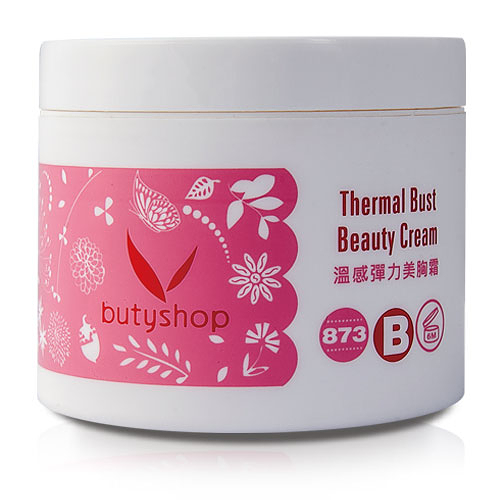 溫感彈力美胸霜 Thermal Bust Beauty Cream (120gm)-butyshop