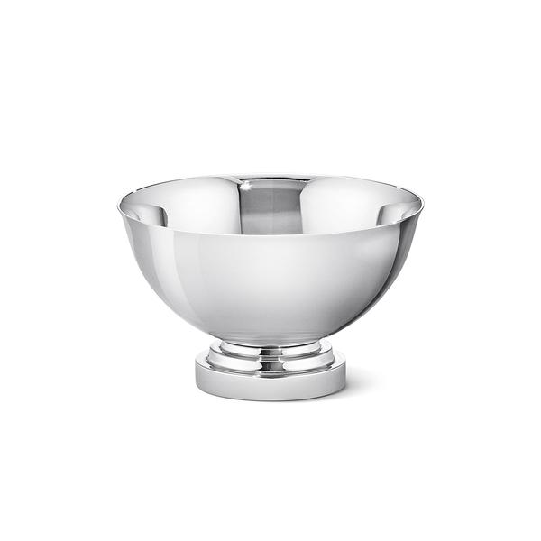 丹麥 Georg Jensen Manhattan Bowl Stainless Steel 喬治傑生 曼哈頓系列 不鏽鋼 個人餐碗 / 餐缽