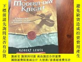 二手書博民逛書店Raising罕見a modern-day knight A father's role in guiding h