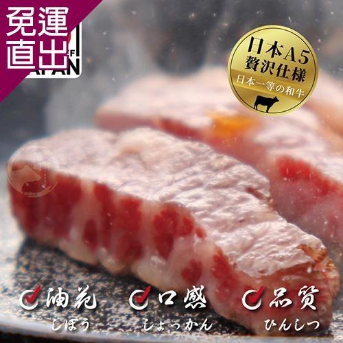 勝崎生鮮 日本A5純種黑毛和牛紐約克牛排2片組 (200公克±10%/1片)【免運直出】