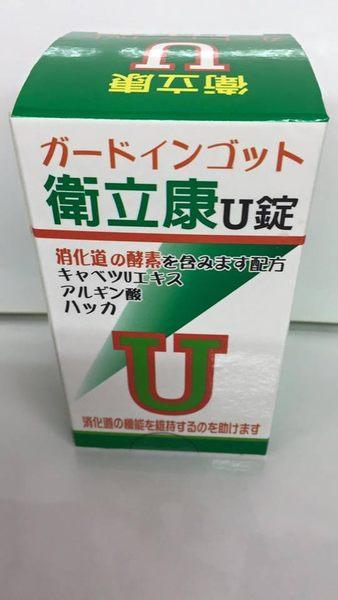 衛立康U錠 150錠(瓶)*6瓶
