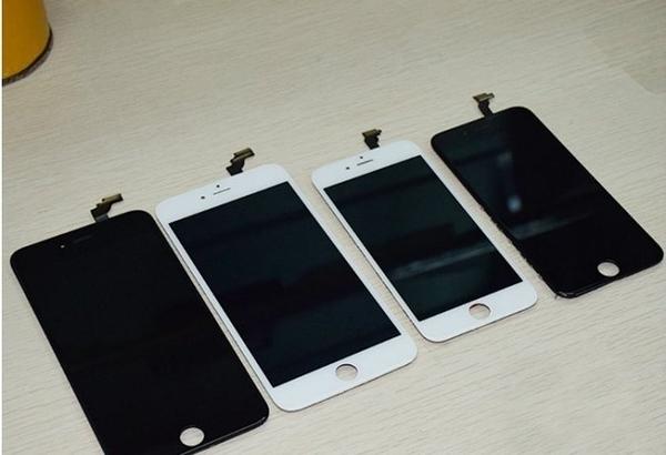 【保固半年】Apple iphone6S plus螢幕液晶總成總成面板玻璃贈手工具(含觸控板)-黑色白色原廠規格