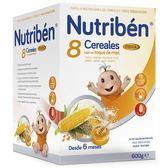 Nutriben貝康-紐滋本 纖維麥精600g買3送1(贈品需剪盒蓋)[衛立兒生活館]