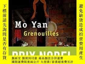 二手書博民逛書店罕見GrenouillesY364682 Yan Mo Points 出版2012