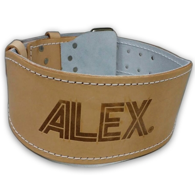 【ALEX】軟墊牛皮腰帶S A-3501