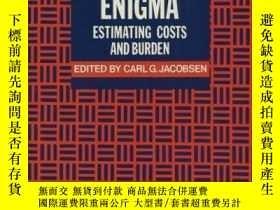 二手書博民逛書店The罕見Soviet Defence Enigma: Estimating Costs And Burden (