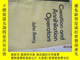 二手書博民逛書店CREATION罕見AND ANNIHILATION OPEAR