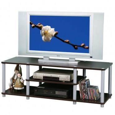 Homelike 120cm系統電視架 胡桃色