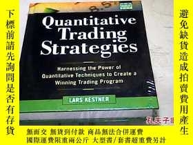 二手書博民逛書店Quantitative罕見Trading Strategies