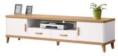 電視櫃 寶格麗6尺電視櫃【時尚屋】UZ5免組裝/免運費/電視櫃/長櫃/展示櫃