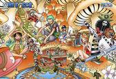 【拼圖總動員 PUZZLE STORY】航海王-四季之秋 PuzzleStory/海賊王 One Piece/300P